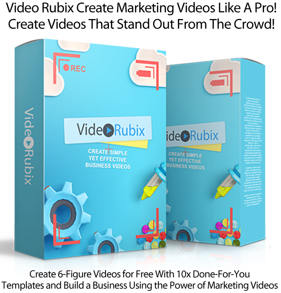 Video Rubix Instant Download Video Creation Training