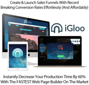iGloo APP Full Acces Elite License By Josh Ratta