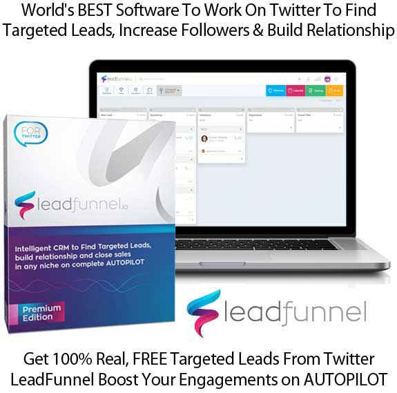 LeadFunnel Software Full CRACKED Free Download Prime Edition