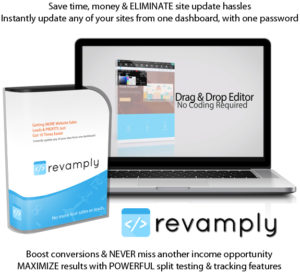 Revamply Software By Sam Bakker Lifetime Access
