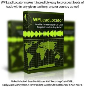 WP Lead Locator WordPress Plugin Nulled Instant Download