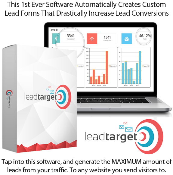 Lead Target APP Pro License Lifetime Access By Brad Stephens