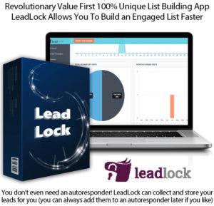 LeadLock App Diamond Package Lifetime Access By Ben Murray
