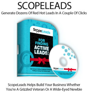 ScopeLeads Software Pro Upgrade Lifetime Access Created By Todd Spears