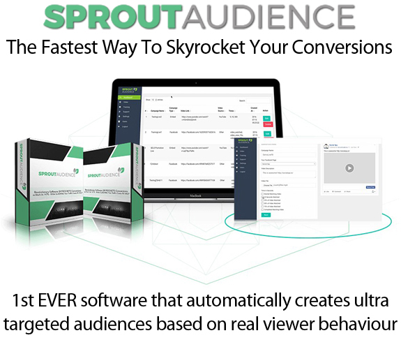 Sprout Audience Pro Package Lifetime Access By Brad Stephens