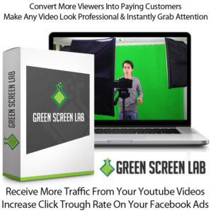 Green Screen Lab Lifetime Access By Ionut Macovei