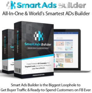 Smart Ads Builder Pro License Unlimited Access By Jai Sharma