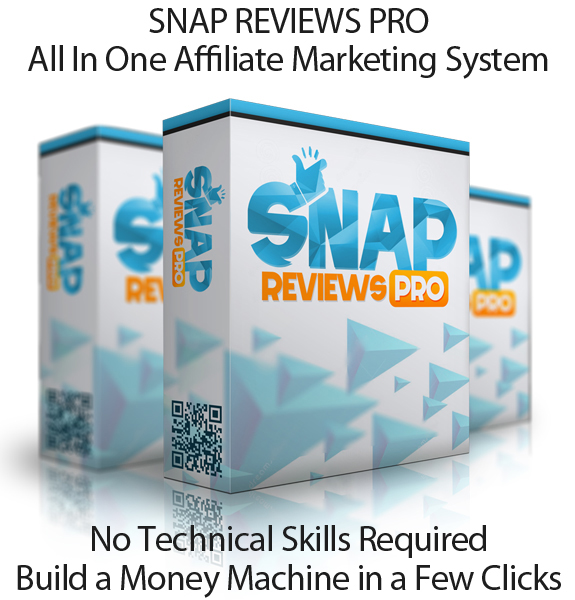 Snap Reviews Pro Lifetime Access By Stephen Gilbert