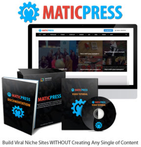 MaticPress WP Theme Unlimited Sites License Direct Download