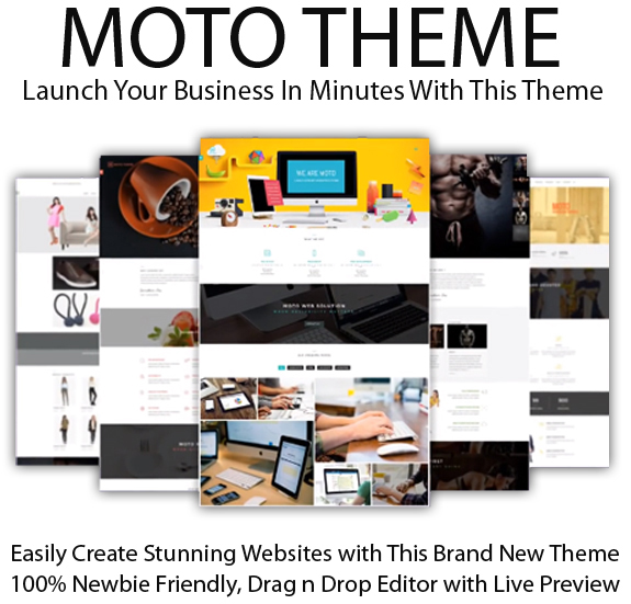 Moto Theme Personal Instant Download By Tantan Hilyatana