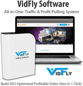 VidFly Software Pro License Unlimited Lifetime Access