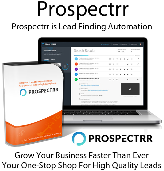 Prospectrr App Campaigns For PC & Mac Free Download By Joey Xoto
