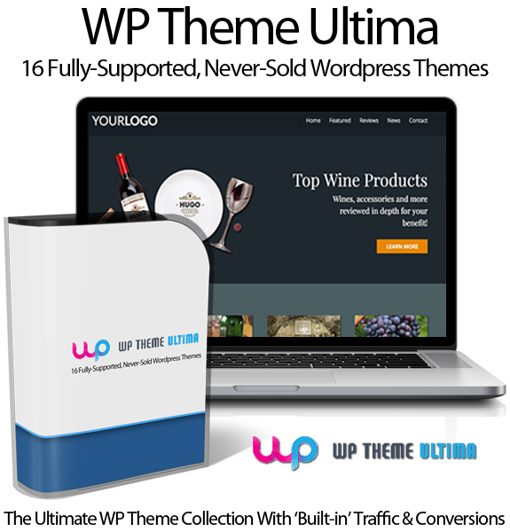 WP Theme Ultima Personal Nulled Free Download