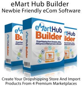 eMart Hub Builder Elite License Instant Download