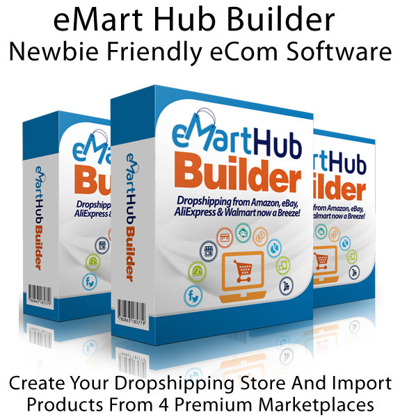 eMart Hub Builder Elite License Instant Download
