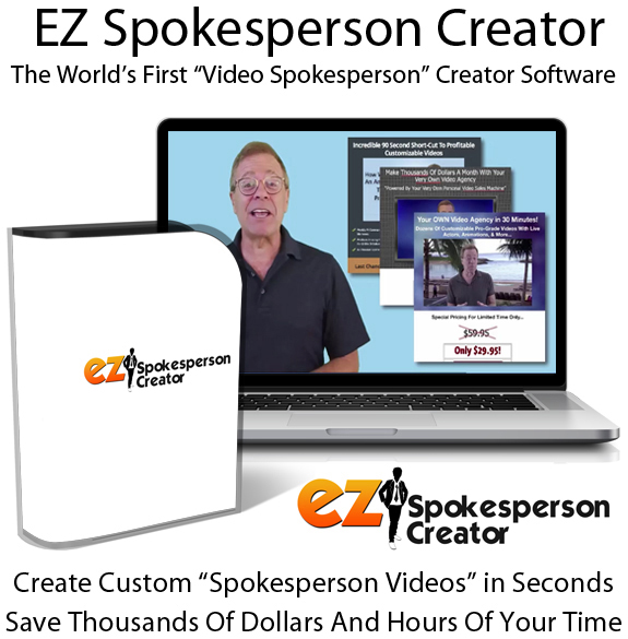 EZ Spokesperson Creator App For PC & Mac Free Download
