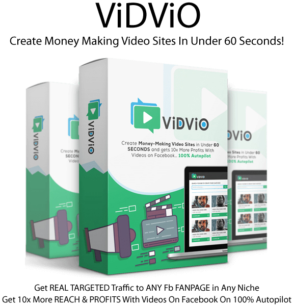Free Download VidVio WordPress Plugin NULLED By Dillon Hendrix