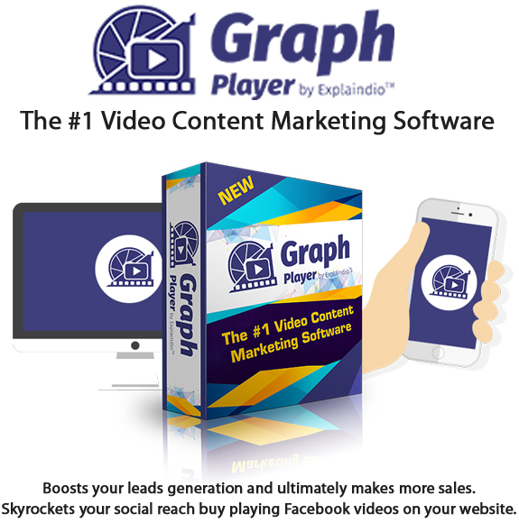 GraphPlayer Software 100% Reach New People On Facebook