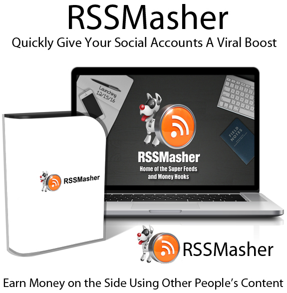 RSSMasher Basic License 100% Free Lifetime Access