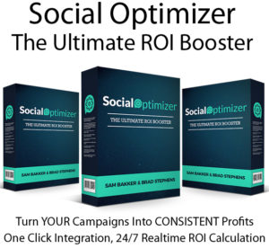 Social Optimizer Personal 100% FULL Access By Brad Stephens
