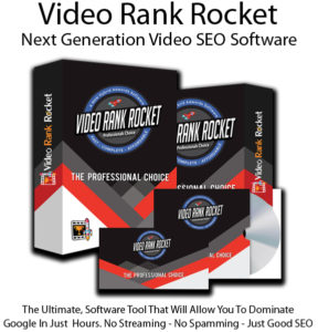 Video Rank Rocket Unlimited CRACKED 100% Instant Download
