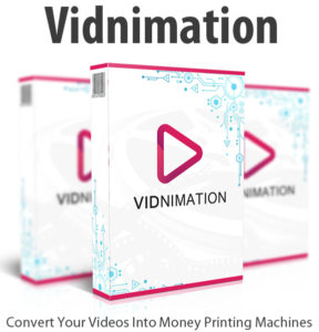 Vidnimation By Ray Lane Instant Download All Module