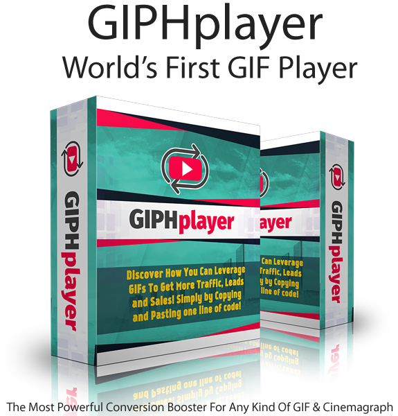 GIPHplayer Pro Pack By Andrew Darius Instant Download
