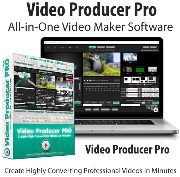 Video Producer Pro Lifetime Access By Jimmy Mancini