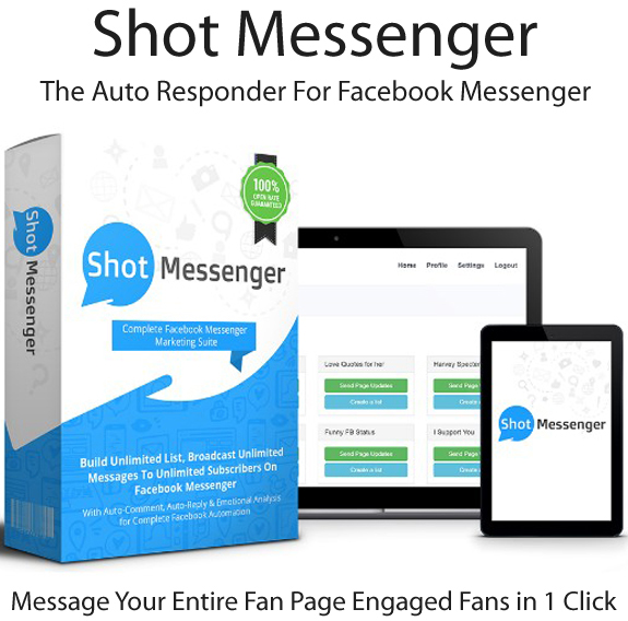 Shot Messenger App Pro By Jai Sharma Lifetime Access