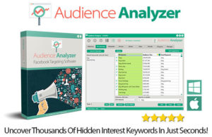 Audience Analyzer Software Instant Download By Dave Guindon