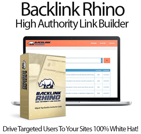 Backlink Rhino Software Pro Instant Download By Matt Garrett