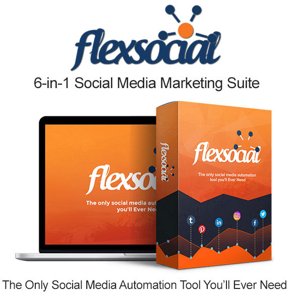 FlexSocial Instant Download Ultimate Plan By Daniel Adetunji