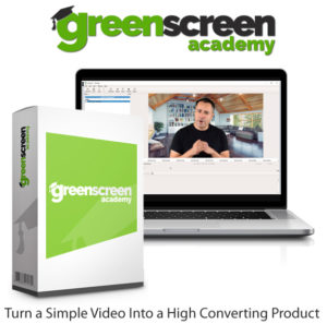 Green Screen Academy DFY Videos Instant Download Personal License