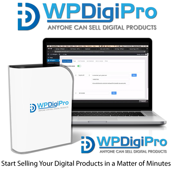 WP DigiPro Plugin Agency License Instant Download By Tantan Hilyatana