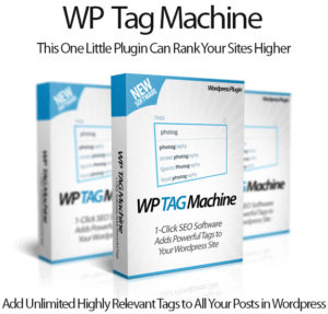 WP Tag Machine Pro Instant Download Lifetime By Ankur Shukla
