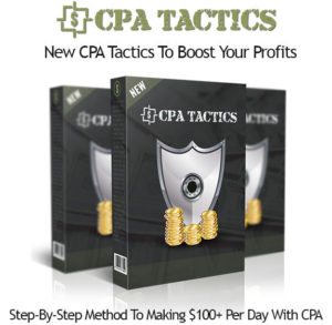 CPA Tactics Pro Package Free Download Created By Next Level Preneur