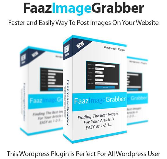 Faaz Image Grabber WordPress Plugin Free Download By Rustam Sandegi