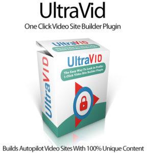 UltraVid WordPress Plugin Free Download By Radu Hahaianu