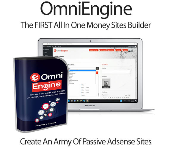 OmniEngine DFY Package Instant Download By Tom Yevsikov
