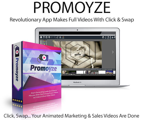 Promoyze Software Commercial Lifetime Access By Andrew Darius