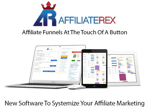 Affiliate Rex v2 Software Pro Instant Download By Tony Marriott