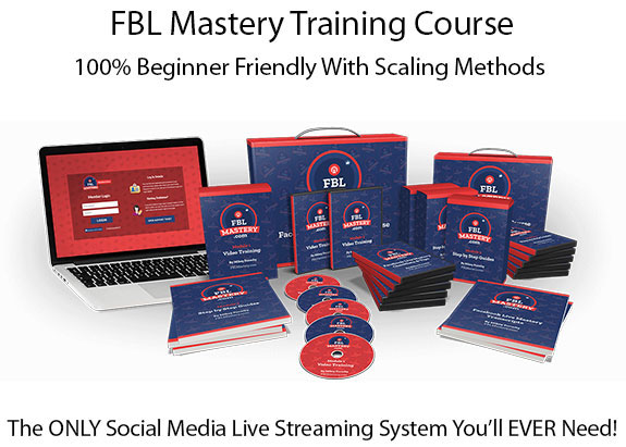 FBL Mastery The Pro Modules Instant Download By Michael Formby