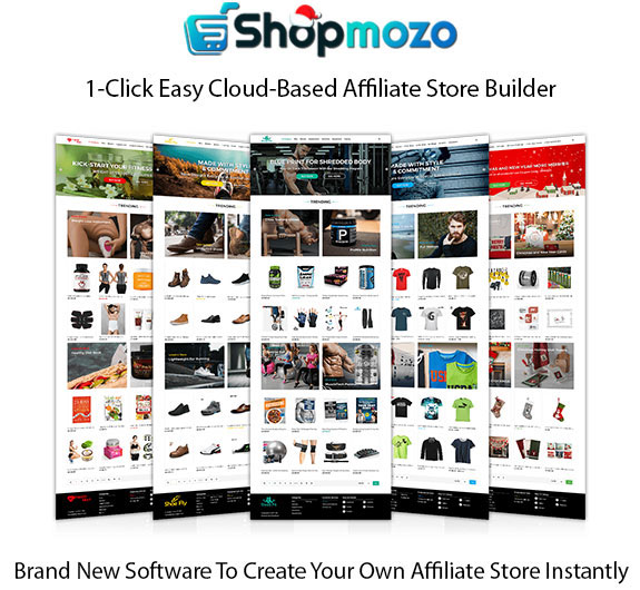 ShopMozo Pro Edition Instant Download By Dr. Amit Pareek