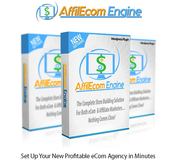 AffilEcom Engine WP Plugin and Theme Instant Download By Igor Burban