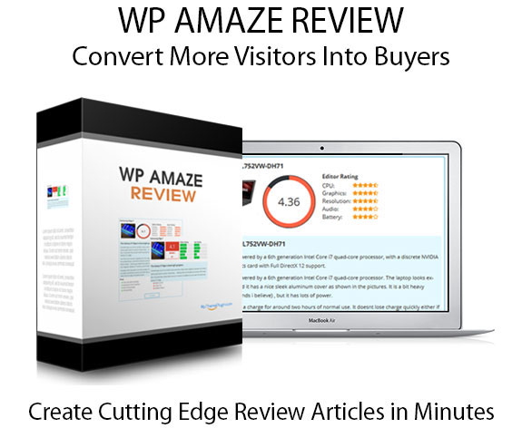 WP Amaze Review Pro Developer License Instant Download By BCBiz