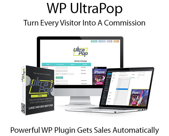WP UltraPop WordPress Plugin Instant Download Pro License By Declan Mc