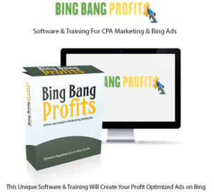 Bing Bang Profits Software Instant Download By Demetris Papadopoulos