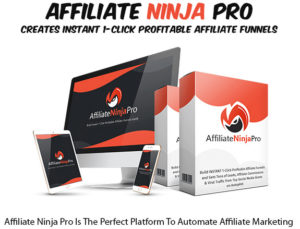 Affiliate Ninja Pro Unlimited Instant Download By Dr. Amit Pareek
