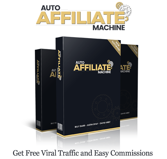 Auto Affiliate Machine Software Pro Instant Download By ProfitJackr