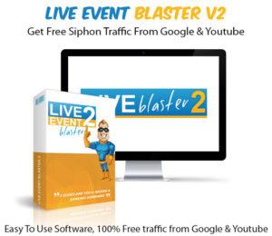 Live Event Blaster v2.0 Pro Instant Download By Tom Yevsikov